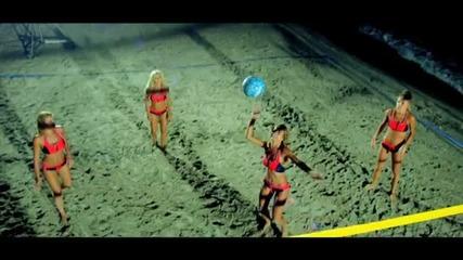 (супер Песен!!!) David Deejay feat. P Jolie & Nonis Perfect 2 (official Video_ bg Sub)