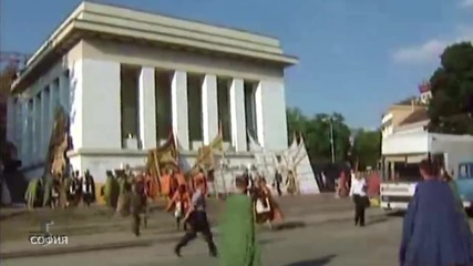 МАВЗОЛЕЯТ на Георги Димитров - 5 минути София