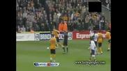 Мартин Петров с гол в името на Стилиян - Уулвърхамптън - Болтън 2:3 /31.03.2012/