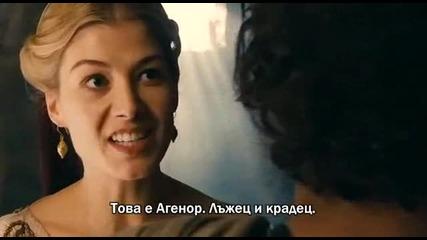Гневът на титаните (2012) 1 част бг субтитри