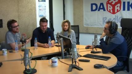 """Боян Бочев и колеги честват две години на  шоуто """"Шъфъл"""""""