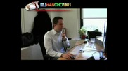 !!! !!! Офис със страхотна аудио техника - Гледай за какаво става дума и сам прецени