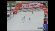 Победи за Кершоу и Майдич в спринта в Добиачо