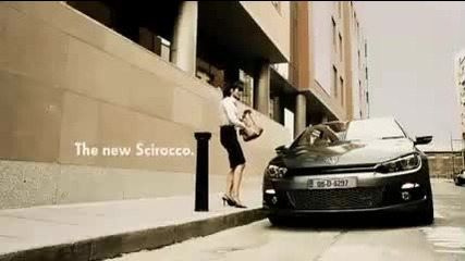 Vw Scirocco Cool Reclame 2