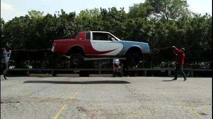 Най-откачената кола