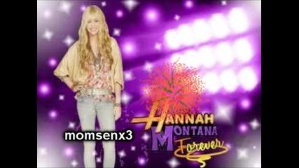 Hannah Montana - Kiss It Goodbye