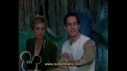 Лудориите на Зак и Коди ( Епизод 48 Кошмари в средата на лятото - Част 3 )