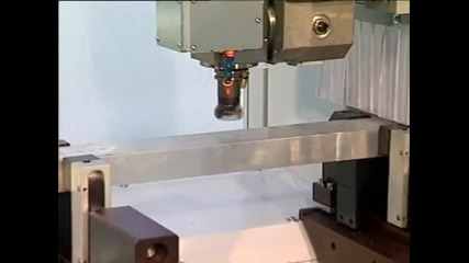 Argo 40 Cnc Machining Center by Fom Industrie Part 1