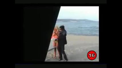 Андреа по на плажа 16+