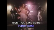 Lipps Inc - Funky Town - Караоке