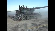 Strelba s M-110 Howitzer