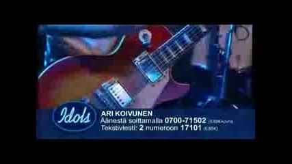 Ari Koivunen - Black Hole Sun Live