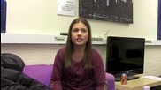 Wolfblood Series 2 Aimee Kelly and Bobby Lockwood Interviewed