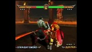 Liu Kanf Kicks Shang Tsungs Butt