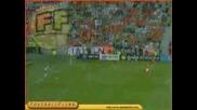 Football - Euro 2004 Germany - Netherlands