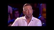 Невероятно изпълнение на Александра и Владислава Димитрови ! X Factor 2013