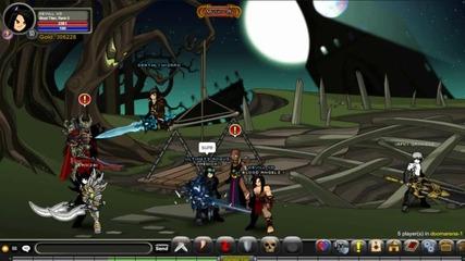 Aqw - Blood Titan Class