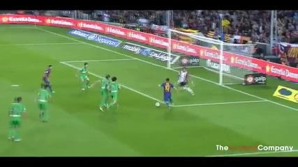 Lionel Messi • Top 10 Goals • 2011-2012 • Tfc - selami