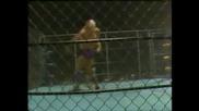 Ric Flair vs Dusty Rhodes: Мач В Клетка 26.07.1986 - Част 2