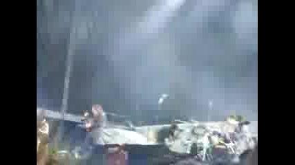 Metallica Seek And Destroy Wembley 2007