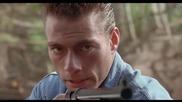 Жан-клод Ван Дам в Нежелано бягство - Бг Аудио ( Високо Качество ) Част 1 (1993)