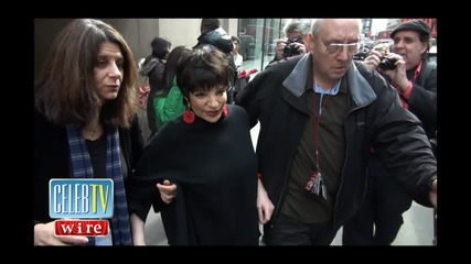 Liza Minnelli Checks Into Rehab!