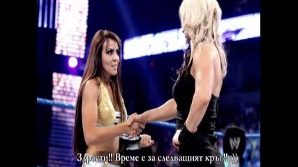 The most beautiful diva in Wwe/tna 16*гласувай!*