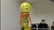 Досадният Портокал - Полуделия Плод На Хелоуин + Бг Субтитри