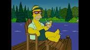 The Simpsons - s18e13 + Субтитри