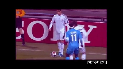 C.ronaldo - Real Madrid 2011 [hd]