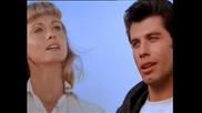 John Travolta with Olivia Newton John - Summer Nights