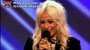 Мацката пее и не си играе - X Factor