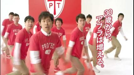 Смешна японска реклама на шампоан!