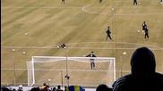 Lionel Messi се гаври със вратаря на Аржентина