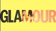 Dulce Maria за кулисите на Glamour