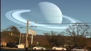 Какво щяхме да виждаме ако другите планети бяха по-близо до Земята