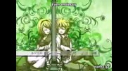 Kagamine Len and Kagamine Rin - From a Place Youre not There
