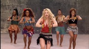 Shakira - Waka Waka ( This Time For Africa) [hd]