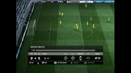 Fifa 11 Страxoтен Гoл