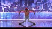 Този е извънземен Americas Got Talent 2012 - Alonzo Turf Jones