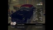 Моята колекция от коли в Mafia Ii