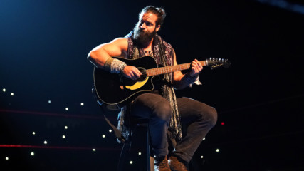 Elias serenades San Diego about Bobby Lashley and Lio Rush: Raw, Dec. 10, 2018