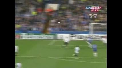 Челси се дъни - 1:1 с Розенборг