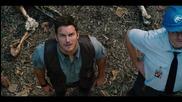 Jurassic World 2015 - Трейлър с бг субтитри