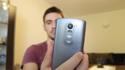Това е идеята на LG за компактен и симпатичен смартфон: LG Leon Ревю - SVZMobile