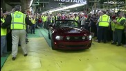 Едномилионният брой Ford Mustang