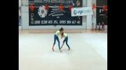 Виолета Маргаритова и Славена Чанева, 2008