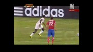 Дузпата за Гана !!! Гана - сърбия 1:0