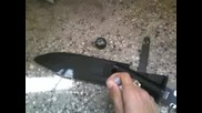 my Rambo knife