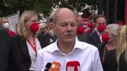 Germany: Scholz says anti-money laundering unit 'much stronger than when we found it' after Esslingen rally